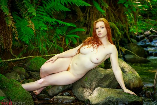 Aphrodite of the Stream by Mac--Photo