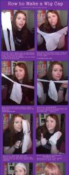 How to Make a Wig Cap by RainbowSerenity