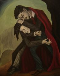 Potter and Snape - Fight by MrsGraves
