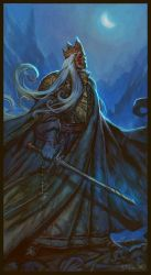 Angmar Witch-king by Hellstern