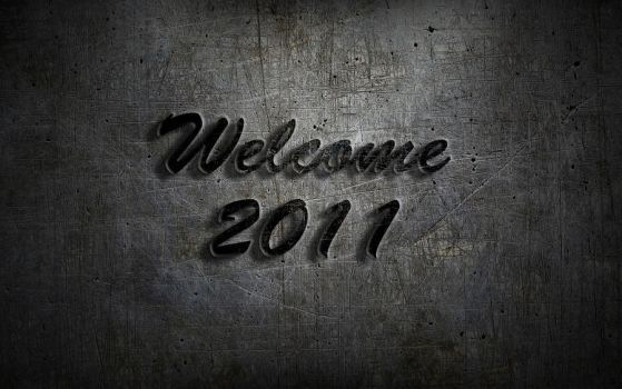 welcome 2011 by yashrami