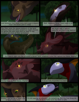 ReHistoric: Book 1: Page 14 by albinoraven666fanart
