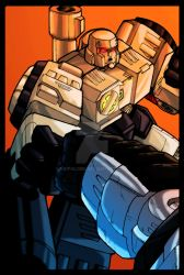 Dream match by I-SithLord