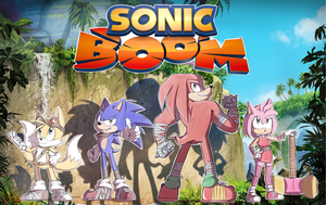 Sonic Boom by Mitzy-Chan