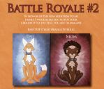 Battle Royale #2 by TiredOrangeCat