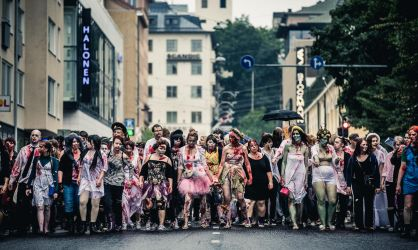 Zombiewalk Turku 2013 - I by PetriW