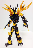 Wasp: Wielder of Electric Current by zap123build