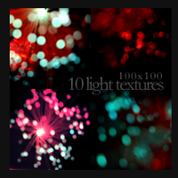 100x100 Light Textures 2 by monstreum