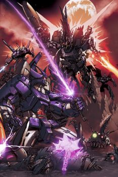 Transformers Zombies by dyemooch