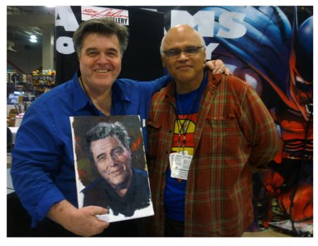 WITH NEAL ADAMS SUPERCON 2012 by AbdonJRomero