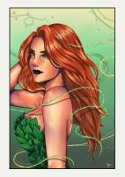 Poison Ivy by jes--chan