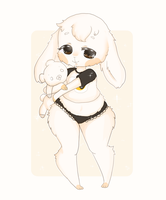 [AT] soft bun by sweetbream