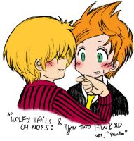EB RP: GB Moment XD by Candy-DanteL