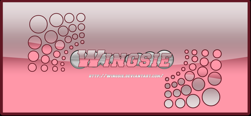 Wingsie Placard by TheRedCrown
