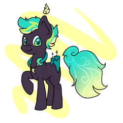 :COM: Electric Raspberry (1/4) by PonyOfTardis