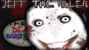 Deadly Game Bros. 'Jeff the Killer' by Buizleflare