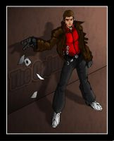 raheights redesigned gambit by agent-waway