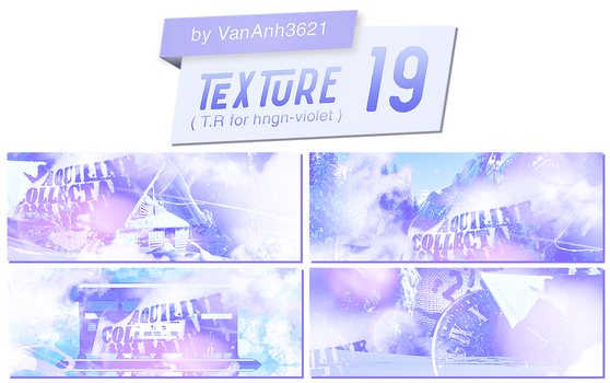 [SHARE] - PACK TEXTURE 19 by VanAnh3621