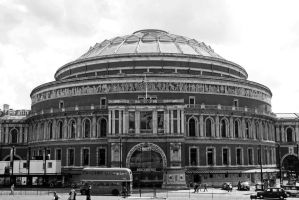 Royal Albert Hall by UdoChristmann