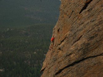 Rock Climber 3 by MatrixStock