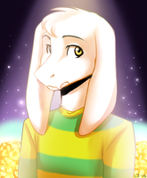 Asriel by captainjohnson-b