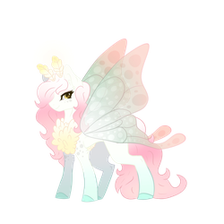 Moth Ponie Contest Entry  by cassidyjacobs