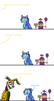 Troublemakers... XD [Funny FNAF Comic :P] by Flippyisadorable