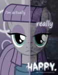 MLP - Two Sides of Maud Pie by Starbat