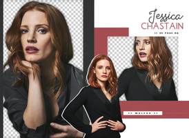Pack png 67 // Jessica Chastain by mxlfoy
