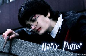 Harry - 'Harry Potter' by Your-Pain