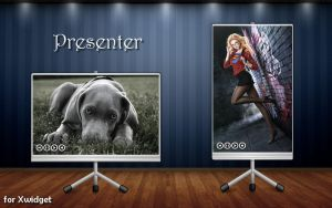Presenter for Xwidget by tonny86