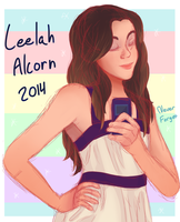 Leelah Alcorn by azeixal