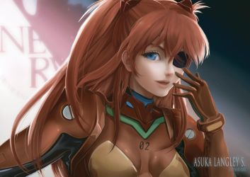 Commission 0000 / Asuka Langley S. by Killerjaja