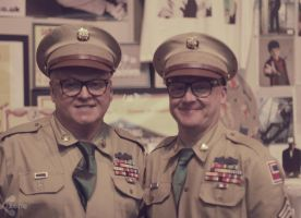 Phil Silvers cosplay by Ozone-O3