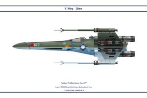 Fantasy 677 X-Wing China by WS-Clave