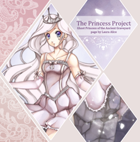 Ghost Princess of the Ancient Graveyard Preview by Sprucie