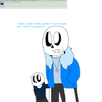 Sans and Children Question #5: Daycare in Progress by cjc728
