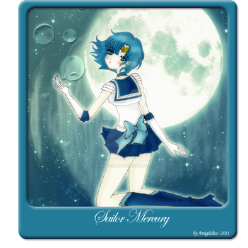 Sailor Mercury by IamAmigdalita