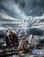 Endless Realms - For Honour by jocarra
