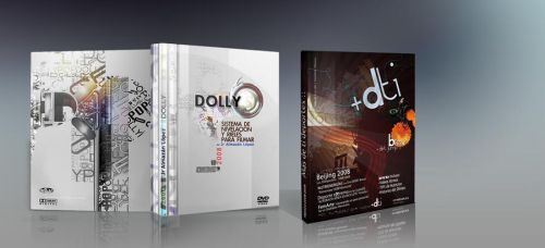 Dolly Tesis DVD case by azularts