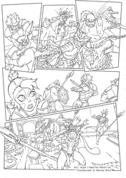 Thundercats - Down Below, Page 9 by ryanneal