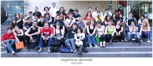 Argentinos 4th devmeet by argentinos