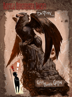 BBBB 89 Great Mountain Griffon by joverine