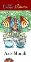 The Elemental Horses Axis Mundi Bookmark by Diana-Huang