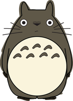 Totoro by chloevictoria