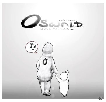 Oswald Takes Me Places by HulkYoda
