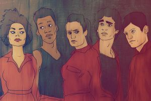 MisFits by andrahilde