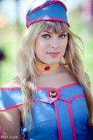 Dark Magician Girl close up by Rinaca-Cosplay