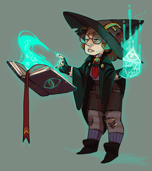 WITCHSONA by SlackWater