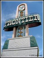 The Frontier Sign by xjoelywoelyx